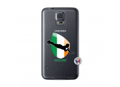 Coque Samsung Galaxy S5 Mini Coupe du Monde Rugby-Ireland