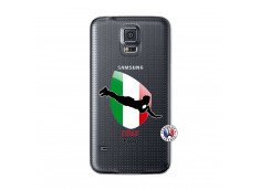 Coque Samsung Galaxy S5 Mini Coupe du Monde Rugby-Italy