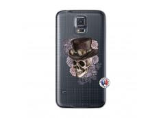 Coque Samsung Galaxy S5 Mini Dandy Skull