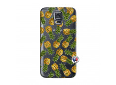 Coque Samsung Galaxy S5 Mini Ananas Tasia