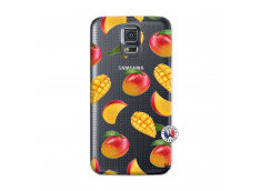 Coque Samsung Galaxy S5 Mini Mangue Religieuse