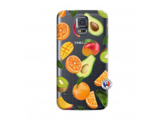 Coque Samsung Galaxy S5 Mini Salade de Fruits