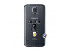 Coque Samsung Galaxy S5 Mini Gouteur De Biere