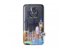 Coque Samsung Galaxy S5 Mini I Love London