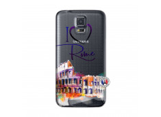 Coque Samsung Galaxy S5 Mini I Love Rome