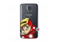 Coque Samsung Galaxy S5 Mini Iron Impact