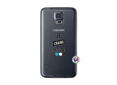 Coque Samsung Galaxy S5 Mini Je Crains Degun