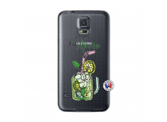Coque Samsung Galaxy S5 Mini Je peux pas J'ai Apéro