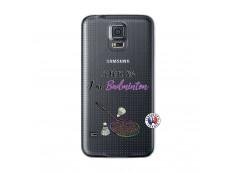 Coque Samsung Galaxy S5 Mini Je Peux Pas J Ai Badminton