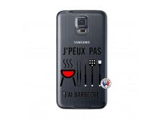 Coque Samsung Galaxy S5 Mini Je Peux Pas J Ai Barbecue