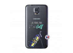 Coque Samsung Galaxy S5 Mini Je Peux Pas J Ai Golf