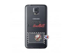 Coque Samsung Galaxy S5 Mini Je peux pas j'ai Handball