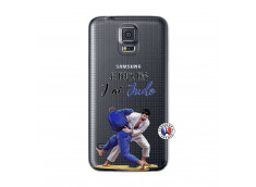 Coque Samsung Galaxy S5 Mini Je peux pas j'ai Judo