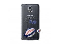 Coque Samsung Galaxy S5 Mini Je Peux Pas J Ai Rugby