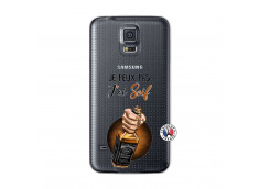 Coque Samsung Galaxy S5 Mini Je Peux Pas J Ai Soif