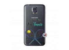 Coque Samsung Galaxy S5 Mini Je Peux Pas J Ai Tennis
