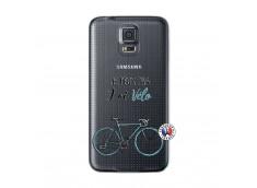 Coque Samsung Galaxy S5 Mini Je Peux Pas J Ai Velo