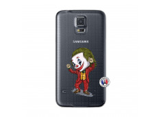 Coque Samsung Galaxy S5 Mini Joker Dance