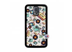 Coque Samsung Galaxy S5 Mini Mock Up Noir