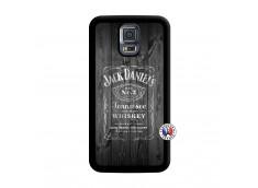 Coque Samsung Galaxy S5 Mini Old Jack Noir