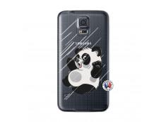 Coque Samsung Galaxy S5 Mini Panda Impact
