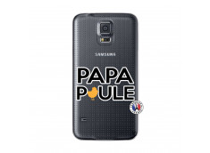 Coque Samsung Galaxy S5 Mini Papa Poule