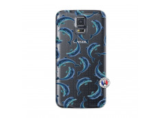 Coque Samsung Galaxy S5 Mini Dolphins