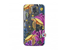 Coque Samsung Galaxy S5 Mini Aquaworld