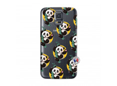 Coque Samsung Galaxy S5 Mini Pandi Panda