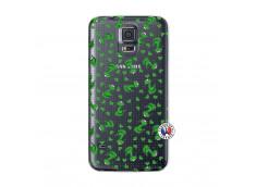 Coque Samsung Galaxy S5 Mini Petits Serpents