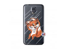 Coque Samsung Galaxy S5 Mini Fox Impact