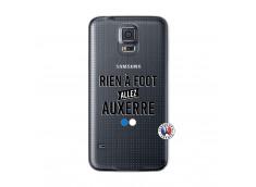Coque Samsung Galaxy S5 Mini Rien A Foot Allez Auxerre