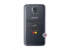 Coque Samsung Galaxy S5 Mini Rien A Foot Allez L'Espagne
