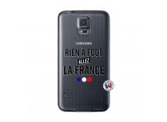 Coque Samsung Galaxy S5 Mini Rien A Foot Allez La France