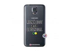 Coque Samsung Galaxy S5 Mini Rien A Foot Allez Le Senegal