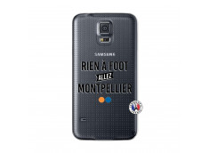 Coque Samsung Galaxy S5 Mini Rien A Foot Allez Montpellier