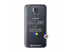 Coque Samsung Galaxy S5 Mini Rien A Foot Allez Sochaux