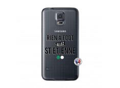 Coque Samsung Galaxy S5 Mini Rien A Foot Allez St Etienne
