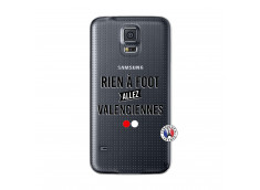 Coque Samsung Galaxy S5 Mini Rien A Foot Allez Valenciennes