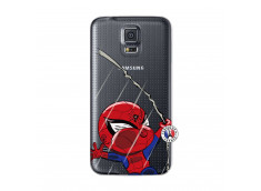 Coque Samsung Galaxy S5 Mini Spider Impact