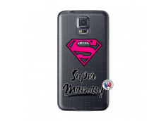 Coque Samsung Galaxy S5 Mini Super Maman
