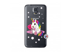 Coque Samsung Galaxy S5 Mini Sweet Baby Licorne