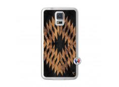 Coque Samsung Galaxy S5 Aztec One Motiv Translu
