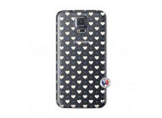 Coque Samsung Galaxy S5 Little Hearts