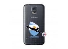 Coque Samsung Galaxy S5 Coupe du Monde Rugby-Argentina