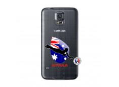 Coque Samsung Galaxy S5 Coupe du Monde Rugby-Australia