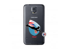 Coque Samsung Galaxy S5 Coupe du Monde Rugby Fidji
