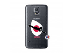 Coque Samsung Galaxy S5 Coupe du Monde Rugby-Japan