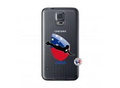 Coque Samsung Galaxy S5 Coupe du Monde Rugby-Samoa