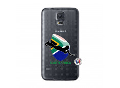 Coque Samsung Galaxy S5 Coupe du Monde Rugby-South Africa
